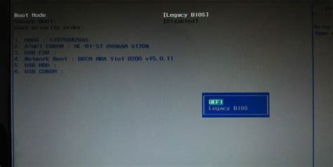 How to Set Windows 8 PC to Boot with Legacy BIOS Mode