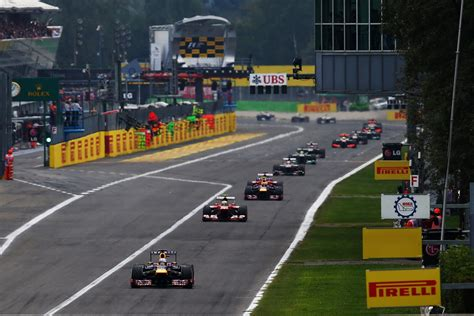Law Change Could Save The Famous Italian F1 Grand Prix At