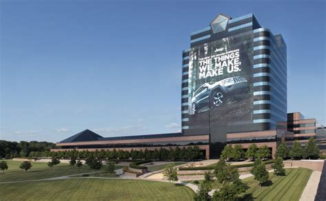 FCA US Media - Chrysler World Headquarters and Technology