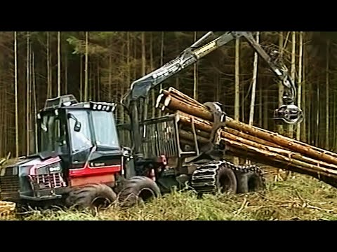 Serious Haulage Incident   Euroforest