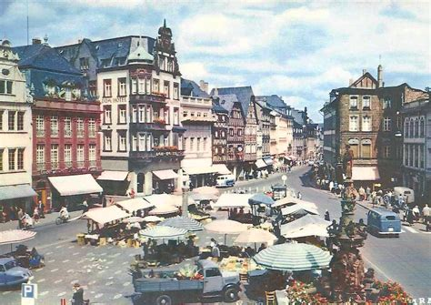 history of Trier Germany   Time Slips
