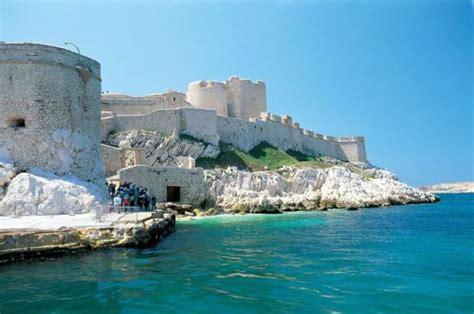 """The World Famous, """"The Count of Monte Cristo"""", Island"""