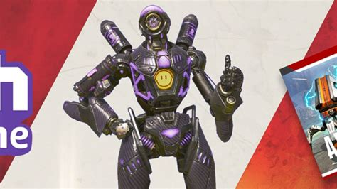 Apex Legends gets a Twitch Prime pack with a thicc