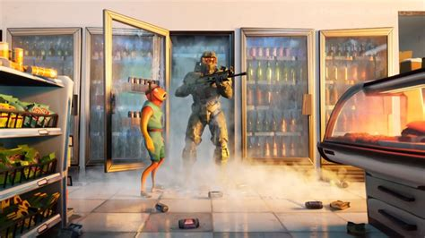Halo's Master Chief & Blood Gulch Are Coming To Fortnite