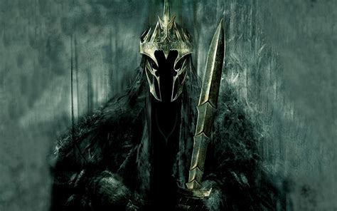 horror, Witchking Of Angmar, The Lord Of The Rings