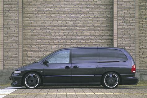 Cool minivans, Wald edition: | Chrysler voyager, Grand