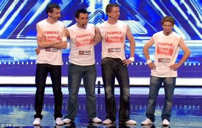 X Factor 2010: Cheryl Cole gets serenaded by a lifeguard