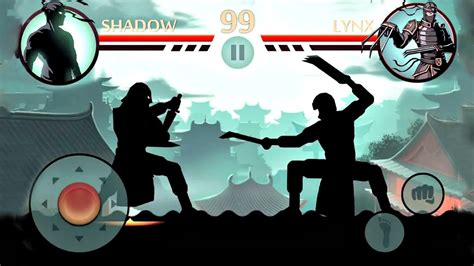 Shadow Fight 2 - Shadow vs LYNX - Gameplay Video - Let's