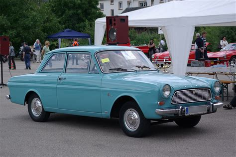 1963 Ford Taunus Photos, Informations, Articles