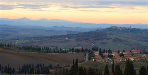 Roadbike holidays in Italy | Tour of the Val d'Orcia in