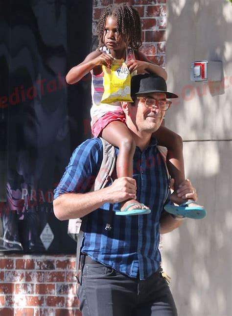 Modern Family Actor Ty Burrell Photo'd Out