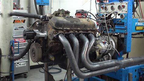 How To Add 70 Percent More Power To A Chevy 454 V-8   Top