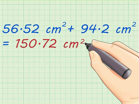 How to Find the Surface Area of Cylinders: 10 Steps