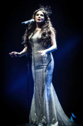 Sarah Brightman Through The Ages - Famous Nipple