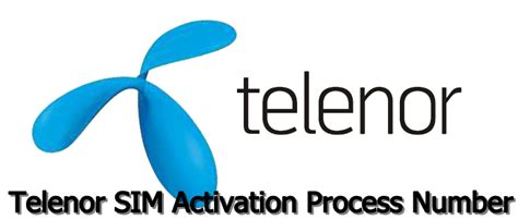 Telenor SIM Activation Process Number