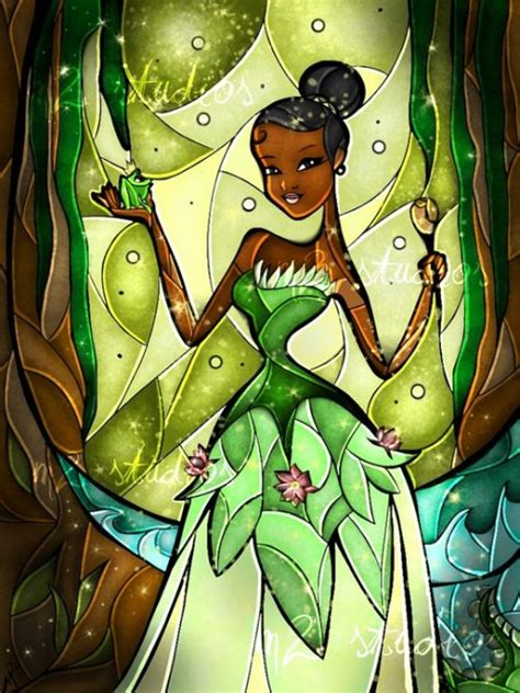 Stained Glass Disney Art   The Mary Sue