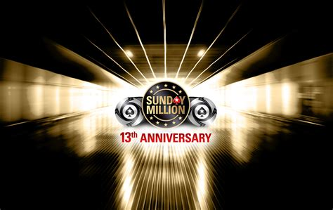 Sunday Million 13th Anniversary Day 1 complete