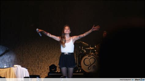 Christina Perri - The Head or Heart Tour Concert Review