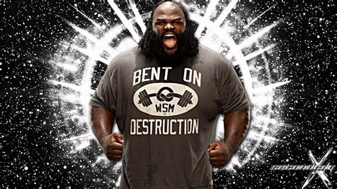 """WWE: """"Some Bodies Gonna Get It"""" Mark Henry 17th Theme Song"""