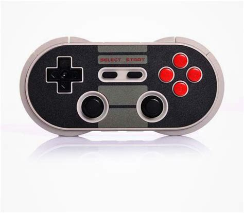 The NES30 Is a Modernized NES Bluetooth Game Controller