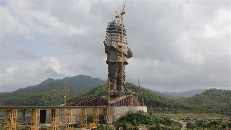 Why is India building the world's biggest statue? | SBS News