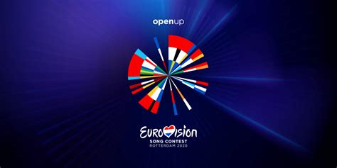Open Up – Here is the logo for Eurovision 2020