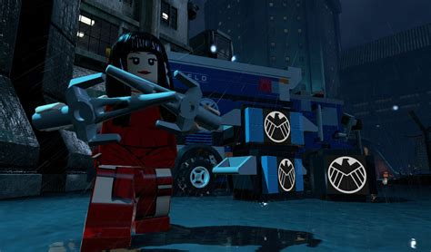LEGO Marvel Super Heroes Preview for Wii U - Cheat Code