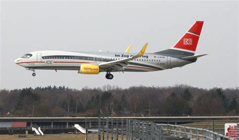 TUIfly, D-ATUE, Boeing 737-8K5, (DB-ICE), 12