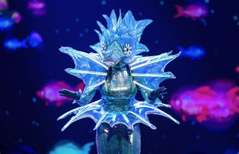 Who is Seahorse on The Masked Singer? True identity is