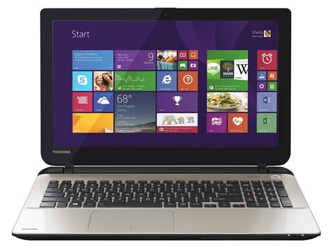 Toshiba Satellite L50-B-1TD Notebook Review Update