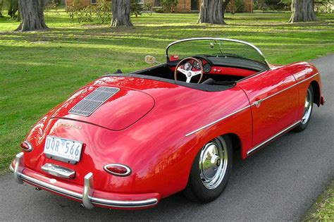 356 Speedster 'Replica' (LHD) Auctions - Lot 37 - Shannons