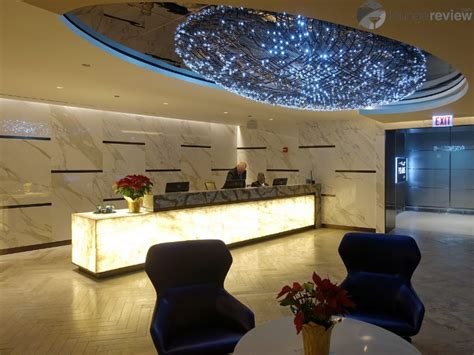FIRST LOOK: United Polaris Lounge at Chicago O'Hare