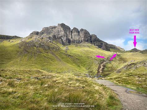 Old Man of Storr Walk - the route with the best views