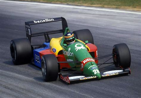 Thierry Boutsen | Race Department Simulation Career Wiki