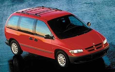 Used 2000 Chrysler Voyager Minivan Pricing & Features