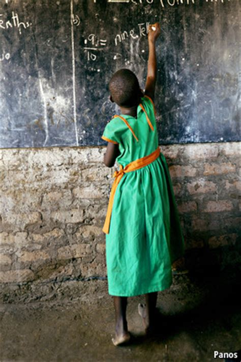 The economics of sexual inequality: When education dries