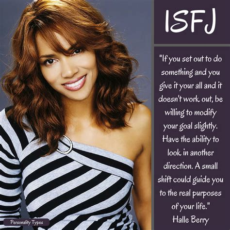 ISFJ Personality Quotes - Famous People & Celebrities