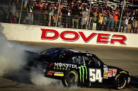 Kyle Busch Dominates, Sweeps Nationwide Series At Dover