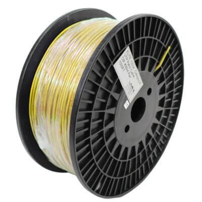 CAT6 Ultra Slim CM Stranded 28AWG 1000FT   Infinity Cable