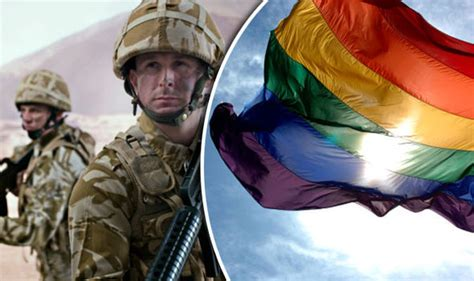 Discrimination against gay and lesbians in the British