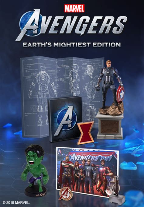 Marvel's Avengers Earth's Mightiest Edition [PS4] | Square