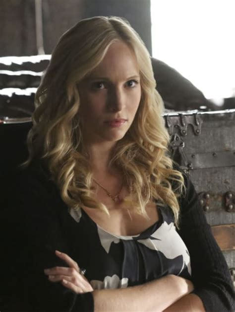 The Vampire Diaries: Caroline Forbes Never Needed a Man