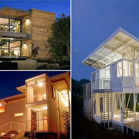 The 10 Most Environmentally Friendly Homes | Complex
