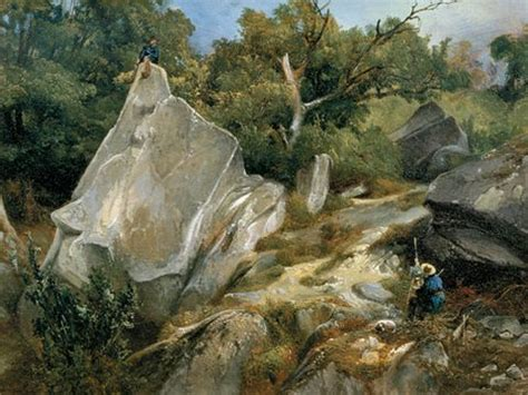 Well-Curated: In the Forest of Fontainebleau