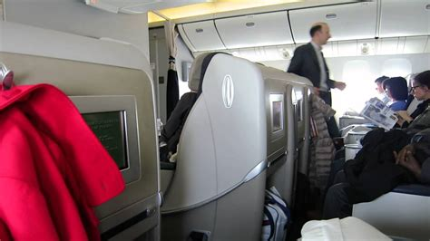 Air France 9 Business Class - Boeing 777-200 - JFK to CDG