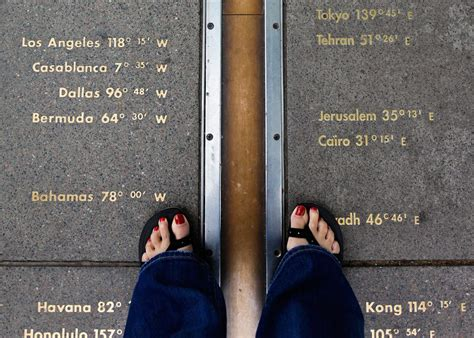 Opinion: How the Prime Meridian Changed the World