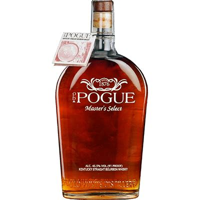 Old Pogue Master's Select Straight Bourbon Whiskey - The