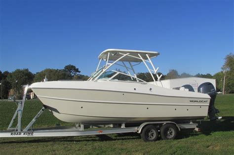 2018 World Cat 230SD Power Boat For Sale - www