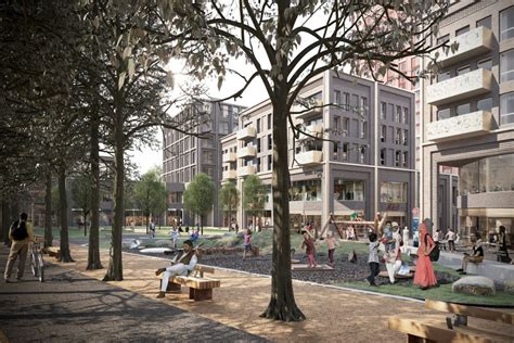 Waltham Forest Echo | New plans for The Mall submitted