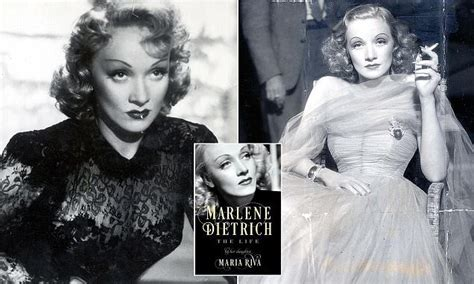 Marlene Dietrich's daughter reveals star hid an ugly truth